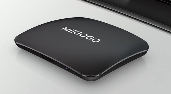 Монобрендова ТВ-приставка MEGOGO забезпечує миттєве, в один клік, включення сервісу