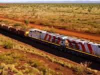 100 км без машиніста: в Австралії успішно випробували безпілотний потяг