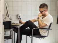 Взуття, жувальна гумка або недопалки — тепер ваш додатковий пароль