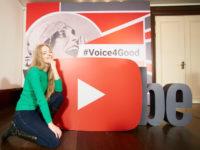 В YouTube стартувала кампанія підтримки українських відеоблогерів Voice4Good