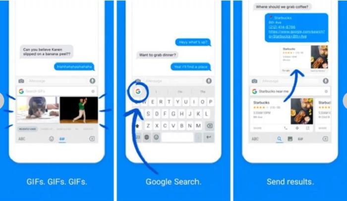 Google Gboard