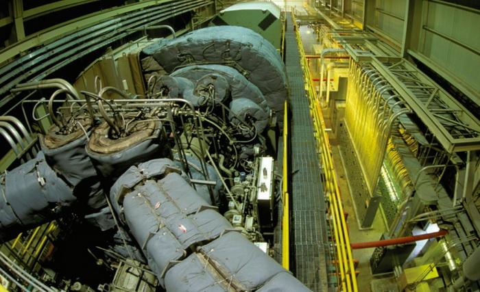 Енергосховище в Макінтош — єдине подібне комерційне підприємство у США. За словами власника підприємства, тиск у підземній печері максимально досягає майже 75 атмосфер