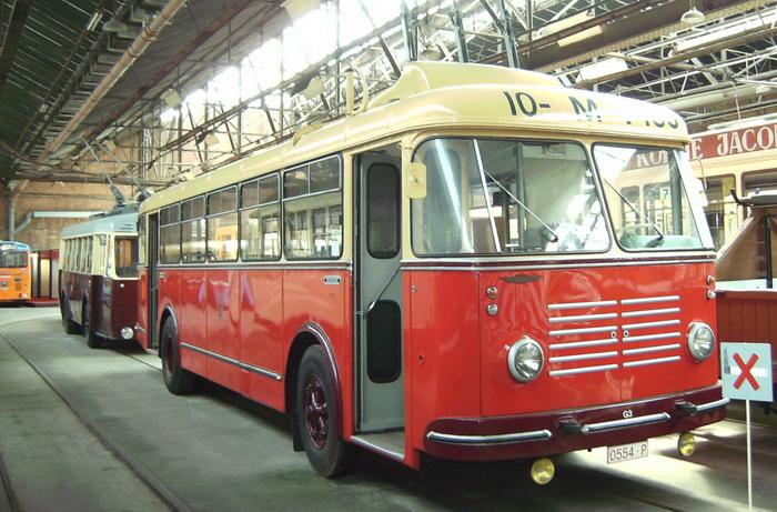 Гіробус — транспортний засіб на базі інерційного механізму, був створений в 1940-х роках.