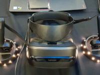 Шолом Lenovo Explorer — досвід занурення у VR на платформі Microsoft
