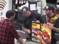 Burger King пояснює мережевий нейтралітет на вартості свого меню