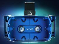 Рок-зірка VR-шоломів — нова модель HTC Vive Pro