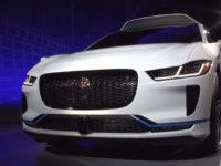 Відео: «ягуар» стане першим електрокаром класу преміум з технологією від Google