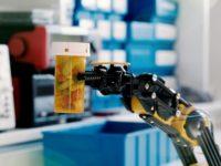 Робототехника, AI и блокчейн в современной фармацевтике