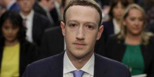 Як Цукерберг 5 годин не звітував Сенату