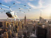 Повітряна інфраструктура — Volocopter проектує міста для літаючих таксі