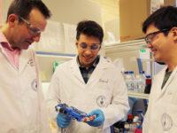 Канадці пропонують загоювати рани, друкуючи шкіру одразу на тіло людини