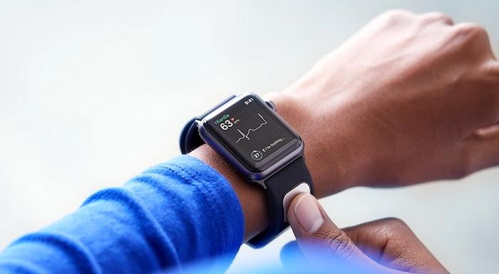 Kardia Band стане першим медичним аксесуаром для Apple Watch. Пристрій дозволяє користувачам записувати покази ЕКГ всього за 30 секунд