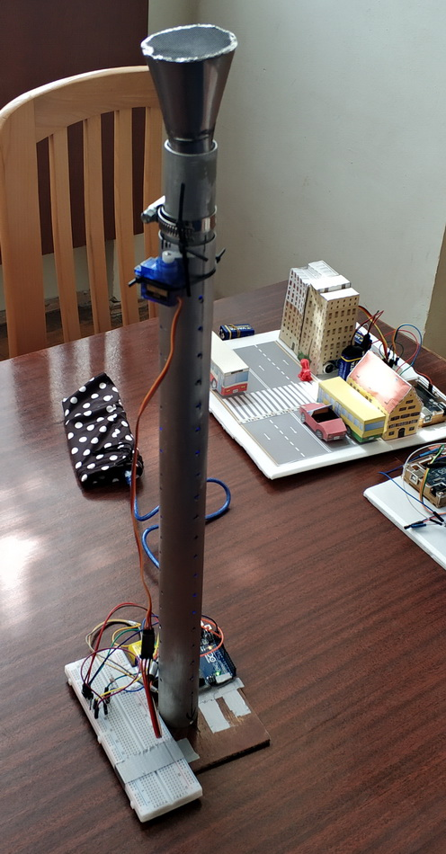 Система автоматичного поливу дерев за рахунок конденсату