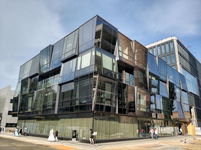 Проект нової споруди розробила одеська студія «Haliulin architects»