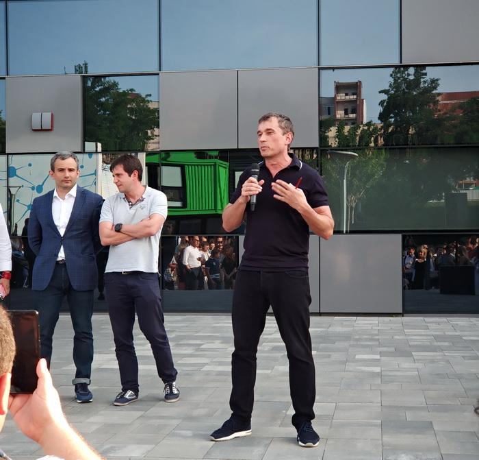 Василь Хмельницький: «Ми називаємо UNIT.City стартапом вартістю €200 млн. Виклик – побудувати не просто сучасне місто, а простір нових можливостей для розвитку креативної економіки країни»
