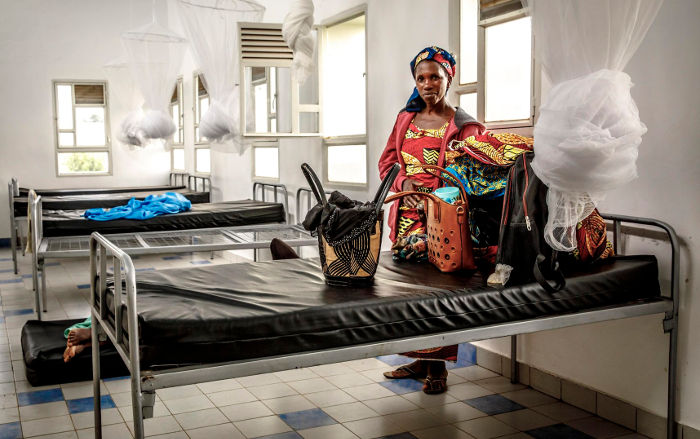 Дрони, сонце і сильна воля або рецепт розвитку охорони здоров'я по-руандськи