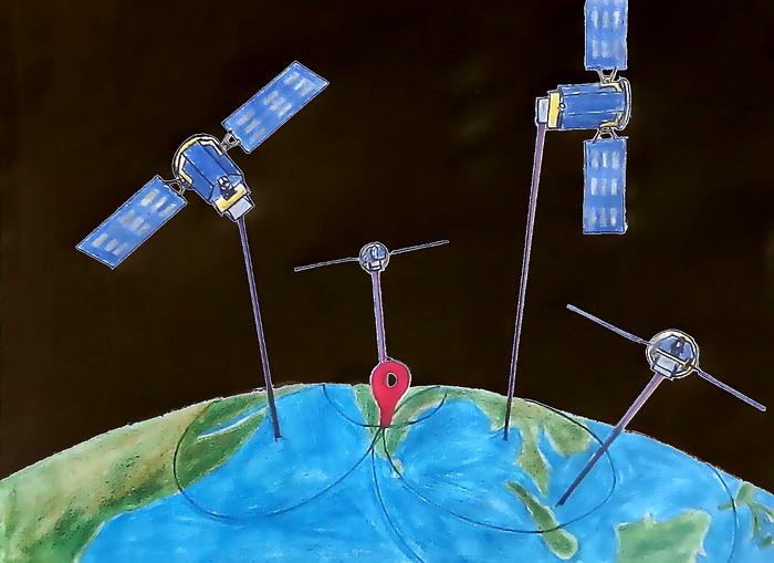 Співаючі супутники або історія створення GPS