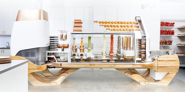 Сан-Франциско знову дивує: тепер вже роботизованим бургер-рестораном