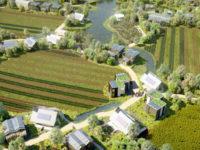 Деталі будівництва новітнього екоселища в Нідерландах