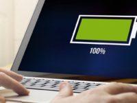 Як збільшити час роботи вашого лептопа від батареї?