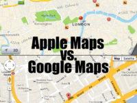 Apple Maps чи Google Maps: який навігатор швидше до Києва доведе?