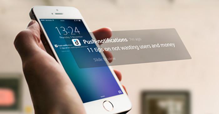 Push-повідомлення: реакція користувачів та ефективність