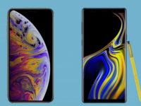 Samsung Galaxy Note 9 vs iPhone Xs Max: хто переможець по інноваціям?