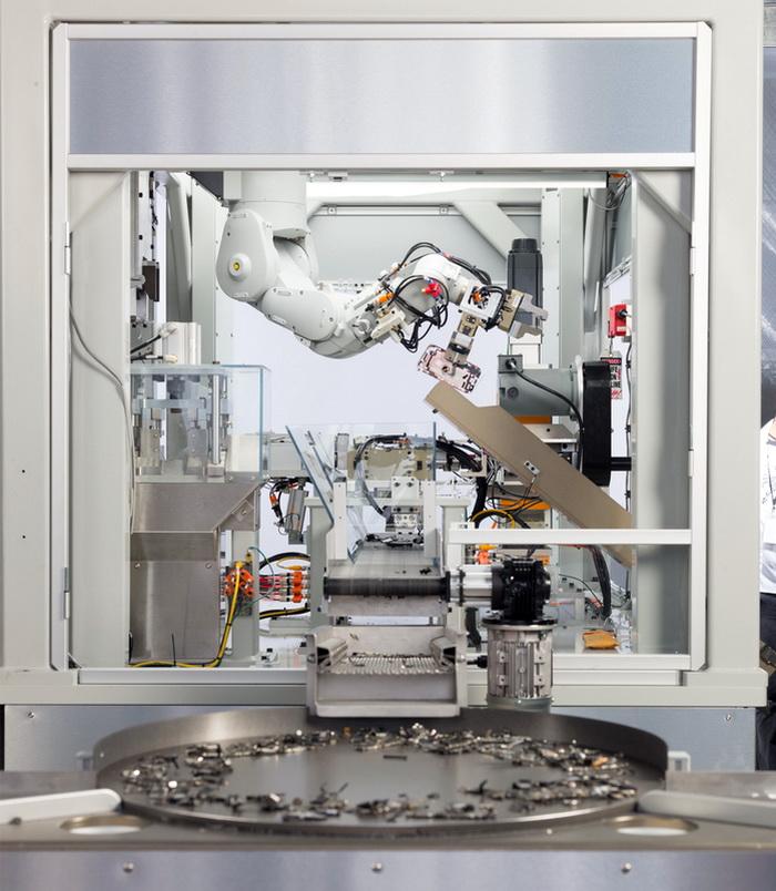 Дейзі — найновіший утилізаційний робот від Apple