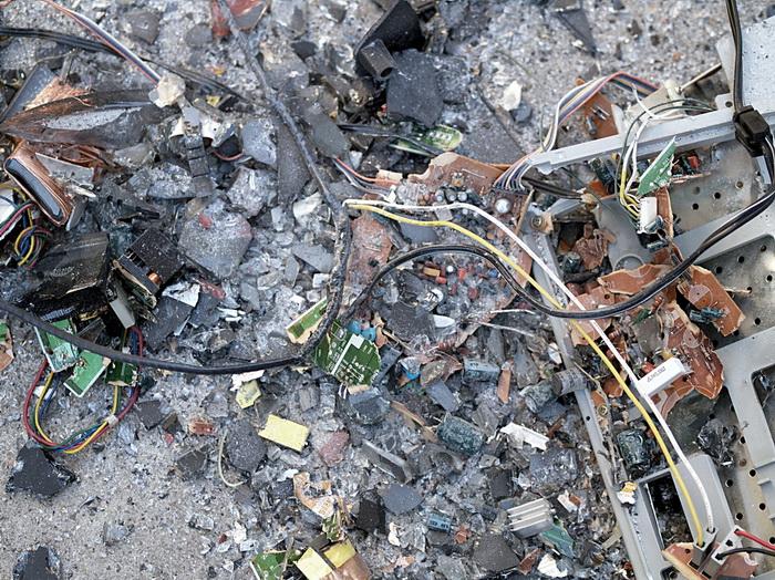Ваш ніби «утилізований» смартфон насправді може перебувати на сміттєвому полігоні де-небудь у Китаї
