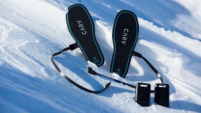 Carv — перший в світі цифровий інструктор з гірських лиж