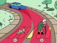 Кого має переїхати безпілотний автомобіль: дитину чи бабусю? Це залежить від країни