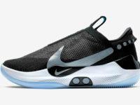 Nike Adapt BB — «розумні» кросівки Nike, які потрібно заряджати