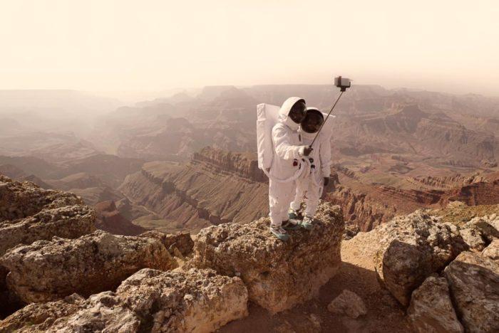 Новий вид людства на Марсі. Яким воно буде?