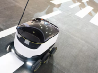 Роботи-кур'єри Starship Technologies почнуть доставляти їжу