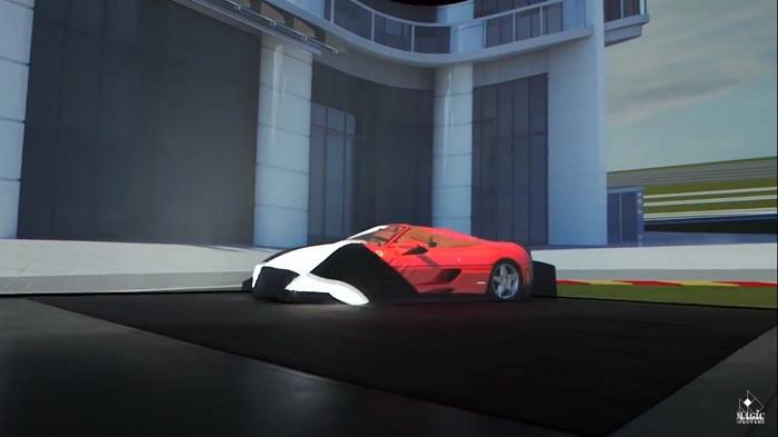 Сar mapping — один з найбільш вражаючих візуальних ефектів. Складність в тому, що поверхня автомобіля не є рівною, тому художник має врахувати всі нерівності та компенсувати їх під час підготовки відеоматеріалу для проектору
