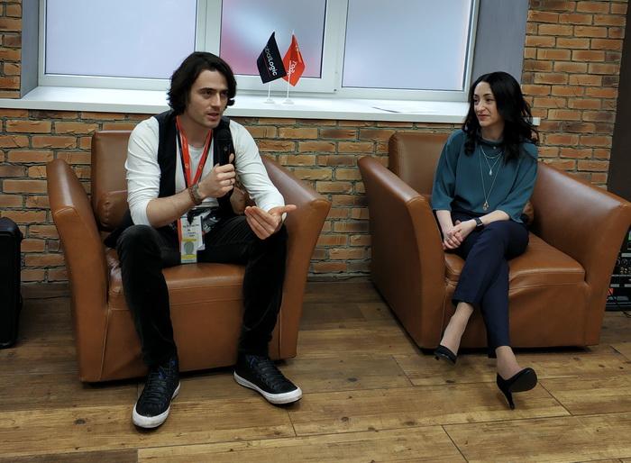 Мілош Єліч та Юлія Дубова