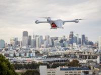 У США запрацювала перша система доставлення за допомогою дронів