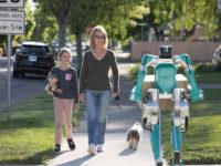 Agility Robotics та Ford запускають двоногих роботів для доставки. Відео