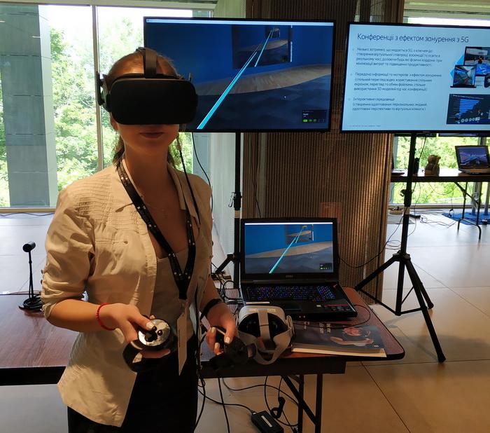 5G відкриває нові можливості для роботи у віртуальній реальності