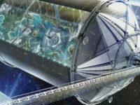 Концепт колоній для життя людей на орбіті Землі від Джефа Безоса
