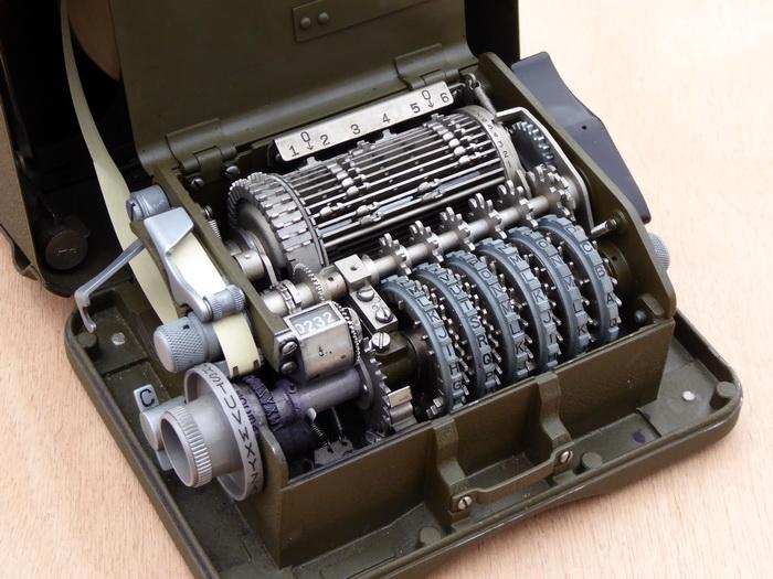 Американська шифрувальна машина M-209
