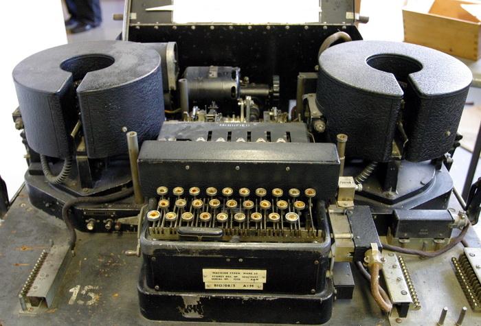 Британська електромеханічна роторна шифрувальна машина Typex