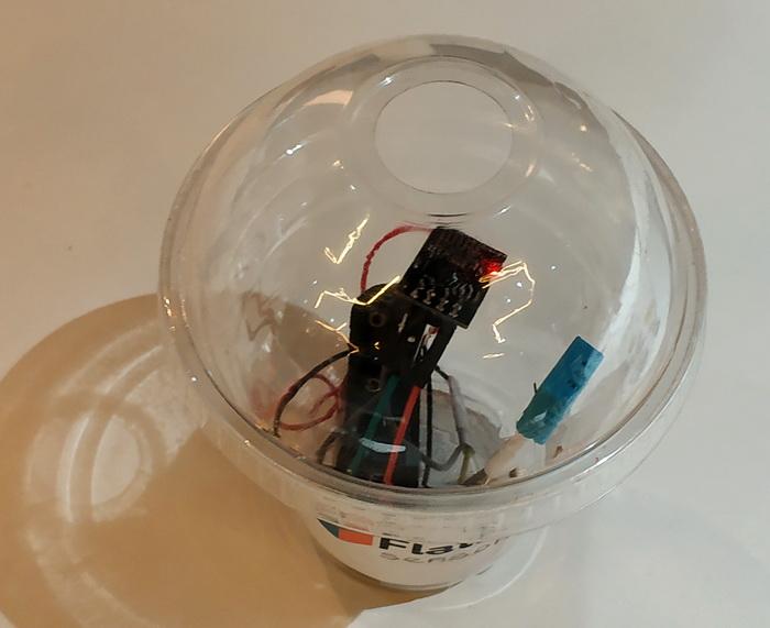FlatBox — набір з датчиків для моніторингу мікроклімату у приміщенні