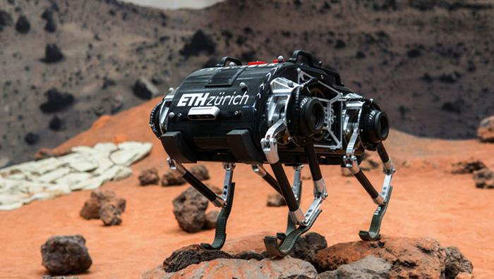 Для чого створили стрибучий робот? Відео