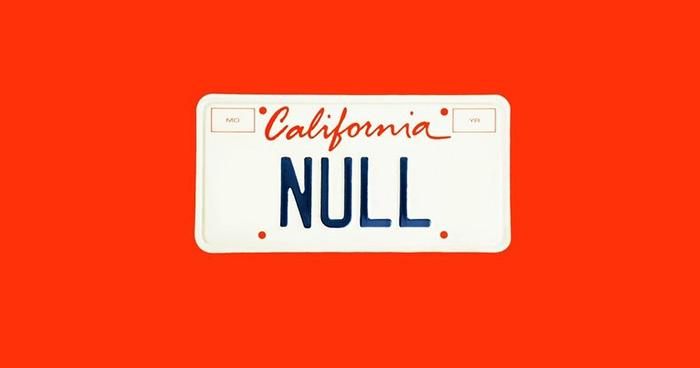 Що може статися, якщо вибрати для свого авто номер Null?