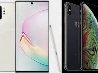 Битва флагманів: Samsung Galaxy Note 10 Plus vs. iPhone XS Max