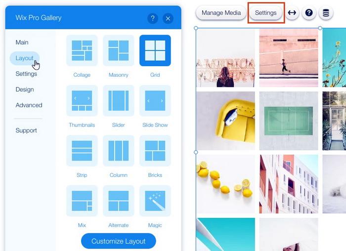 Конструктор дозволяє створити новий сайт буквально за кілька кліків мишкою