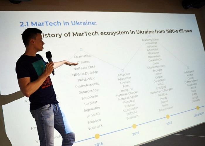 Дослідження індустрії MarTech в Україні