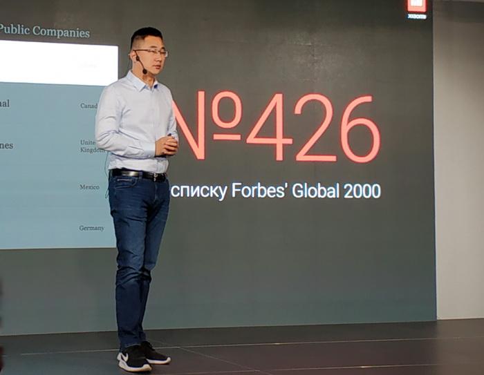 Тоні Чен, генеральний менеджер Xiaomi Global в країнах Центральної, Східної, Північної Європи та Балтії: «Xiaomi увійшла в ТОП100 найбільш цінних брендів 2019 року. На ринку смартфонів в Центральній та Східній Європі компанія зайняла – 3-тю позицію. І ми маємо 278 млн активних користувачів MIUI в світі»