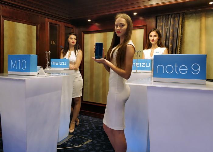Meizu знову націлилася на український ринок смартфонів